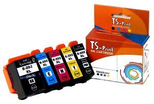 Für Epson T 202 XL Tinten-Patronen Drucker Expression Premium XP-6100 XP-6105
