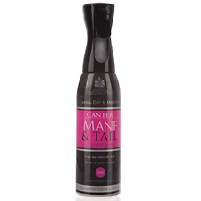 Carr Day and Martin Canter Mane & Tail Conditioner 600ml Horse Pony Shine Groom