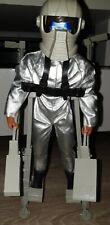 Big Jim 004/serie Spy/mission Dans L'espace/kit Intergalactique /masque...