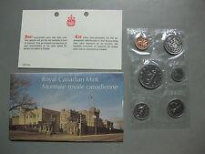 1975 Canada Prooflike Set incl Envelope and COA