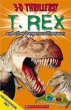 T. Rex and Other Dangerous Dinosaurs by Heather Amery, Paul Harrison (Mixed medi