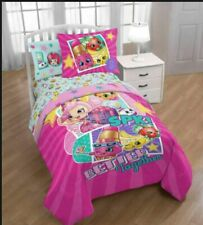 2p Shopkins Better Together Twin/Full Comforter Sham Bedding Set Reversible NEW