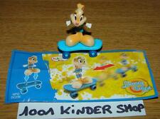KINDER DC236 DC 236 LOONEY TOONS TUNES SHOW LOLA BUNNY SKATE + BPZ
