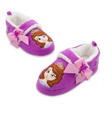 Disney -Sofia Slippers for Girls - Size 11/12 - New with tags