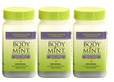 Body Mint  3-PK- For Fresh Breath and Body All Day Long