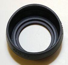 Original Minolta Leitz Leica M-Rokkor 90/4 Rubber Lens Hood Shade