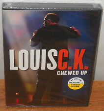 Louis C.K. - Chewed Up (DVD, 2008) Stand Up Comedy As Seen On Showtime NEW!!!