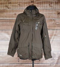 Peak Performance URB J Hooded Thermolite Women Jacket Coat Size L, Genuine