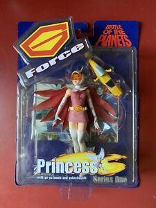 Gatchaman G-Force Battle Of The Planets - PRINCESS Action Figure Diamond Select