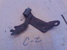 USED ORIGINAL CABLE MOUNT CLAMP IMPALA CHEVELLE NOVA CAMARO SBC 327 350 V8 RARE