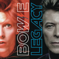 David Bowie - Legacy - The Very Best Of (2LP Gatefold 180g Vinyl) NEW/SEALED