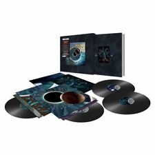 PINK FLOYD, PULSE, 4 x LP LIVE ALBUM IN DELUXE HARD BOX + HARDBACK BOOK (SEALED)