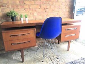 G Plan Fresco Floating Dressing Table Desk Mid Century Vintage Retro