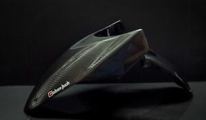 CARBON FRONT FENDER FOR ALL NEW HONDA PCX 150 2018