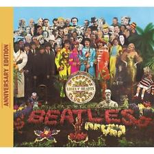 THE BEATLES SGT PEPPER'S LONELY HEARTS CLUB 2017 REMASTER CD DIGIPAK NEW