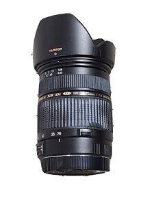 Tamron SP AF 28-75mm F/2.8 XR Di LD Aspherical lens for Canon EF