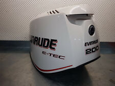 Evinrude ETEC Top Cowling 150 175 200 hp Outboard Engine Motor Cover