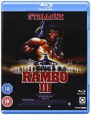 Rambo III [Blu-ray] [DVD][Region 2]