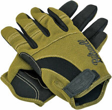 Biltwell Inc Moto Gloves (Olive/Black/Tan) 2XL (2X-Large)