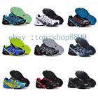 Salomon Speedcross 3 Men's Outdoor Running Shoes Trainers Resistant Hiking Shoes