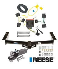 "Reese Trailer Tow Hitch For 08-14 Ford Van E150 E250 E350 Wiring and 2"" Ball"