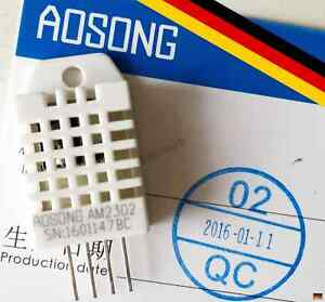 DHT22 AM2302 ASAIR Digital Temperatur Sensor Luftfeuchte Arduino Raspberry Pi