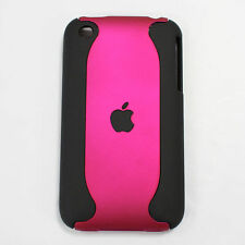 Apple iPhone 3G, 3GS Hot Pink Hard Case Two Tone