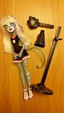 Monster High Meowlody  Fearleading Cheerleader Doll