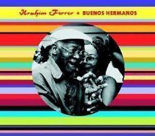 Ibrahim Ferrer - Buenos Hermanos (NEW CD, World Circuit)