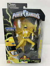 Saban's Power Rangers. Legacy Collection Yellow Ranger Limited Edition! New!