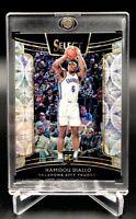 2018-19 Panini Select Basketball Hamidou Diallo #86 RC Oklahoma City Thunder