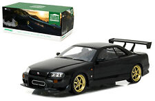 Greenlight Nissan Skyline R34 1999 Black 19030 1/18