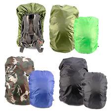 Waterproof Lightweight Rucksack Backpack Rain Cover with Elasticated Edging