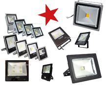 FARO LED faretto 10w 20w 30w 50w 100w 200W esterno impermeabile IP65 1€catalogo