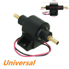Universal 12V Kraftstoffpumpe Diesel Benzinpumpe 8mm 4-7PSI Posi-Flow Stil Kfz