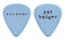 Extreme Pat Badger Signature Blue Guitar Pick - 1995 Punchline Tour