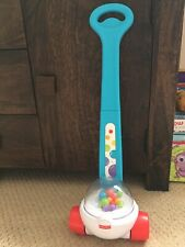 Fisher-Price Corn Popper, Toddler Push Along Toy with Ball-popping Sounds