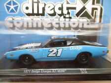 M2 MACHINES - AUTO-DRIVERS - 1971 DODGE CHARGER R/T DIRECT-CONNECTION STOCK CAR