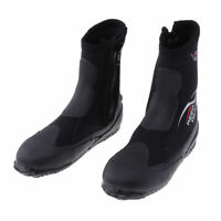 5mm Neoprene Anti-Slip Wetsuit Boots Scuba Diving Snorkeling Surfing Swim Shoes