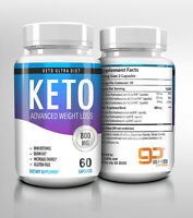 "* SUPER KETO  "" 60 Pills  800 Mg BEST VALUE, FAST SHIPPING, MADE IN USA."