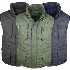 Unbranded Men's Gilets Bodywarmers Zip Neck Coats & Jackets