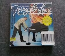 Jerry Lee Lewis Last Man Standing JAPAN MINI LP CD SEALED