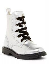 NIB Naturino Metallic Lace Boots Kids Size 30 $100