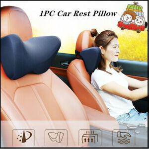 Car SUV Side Rest Pillow Memory Foam Seat Headrest Neck U Shape Support Cushion