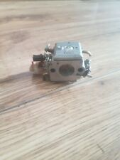 A Genuine husqvarna 350 chainsaw carburettor carb assembly