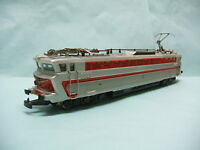 Jouef - LOCOMOTIVE ELECTRIQUE CC 40101 Bi-courant quadritension SNCF HO 1/87