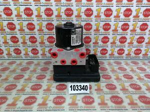 2012-2015 CHEVROLET CRUZE ANTI LOCK BRAKE ABS PUMP MODULE 13434670 OEM