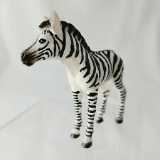 Schleich Baby Zebra Foal 2017 Animal Figure 14811