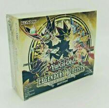 Yu-Gi-Oh! Legendary Duelists Display 36 Booster Reprint Deutsch Neu und OVP