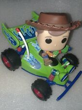 Loose Funko Pop! Toy Story Woody with R/C #56 Vinyl Figure Oob